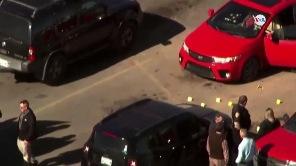 Tres personas mueren por tiroteo en Estados Unidos