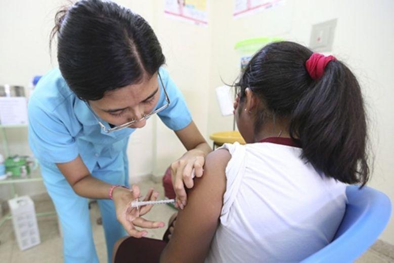 Vacunación al día