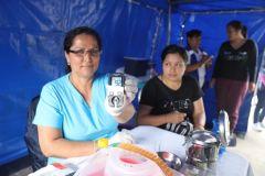 EsSalud aplica novedoso método no invasivo para pie diabético