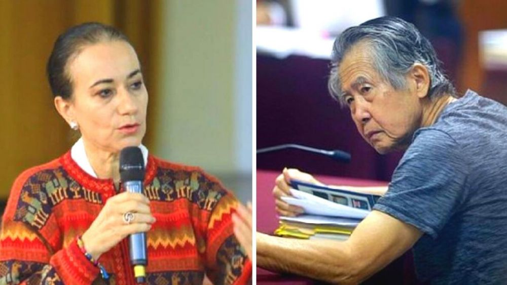 Ministra de Justicia pide investigar si Alberto Fujimori ingresó celular a su celda