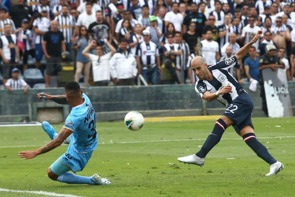 Alianza Lima venció 2-0 a Binacional pero no le alcanzó para el título