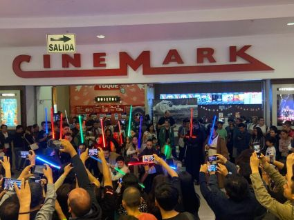 Star Wars: The Rise of Skywalker es éxito de taquilla en Perú