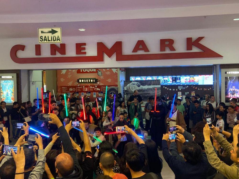 Star Wars: The Rise of Skywalker es éxito de taquilla en Perú