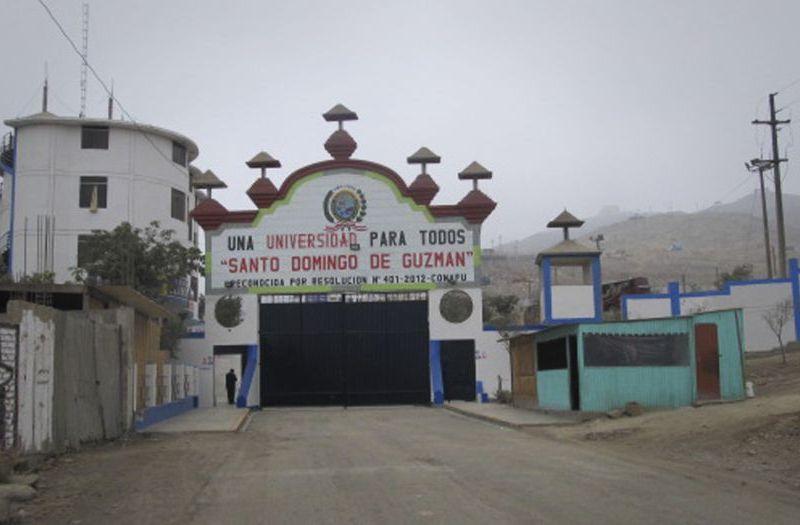 Universidad Santo Domingo de Guzmán