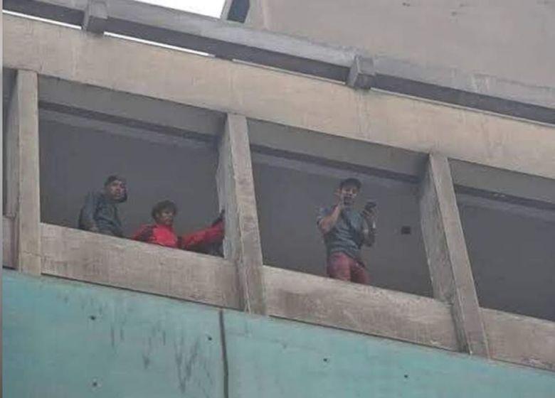 Alerta por venezolanos que invaden inmuebles abandonados