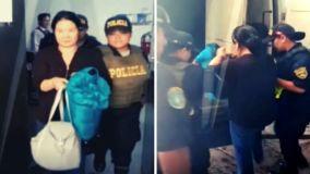 Así ingresó Keiko Fujimori a penal dónde cumplirá prisión preventiva