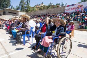 Midis: 40 mil personas con discapacidad severa reciben pensión cada dos meses