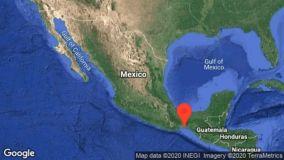 Sismo en México de magnitud 6.0 se registró hoy y epicentro fue en Oaxaca
