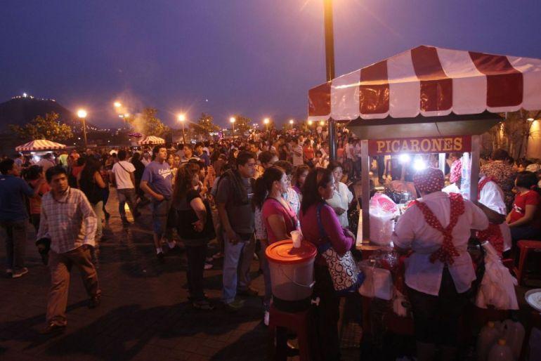 Dulces en la Alameda Chabuca Granda