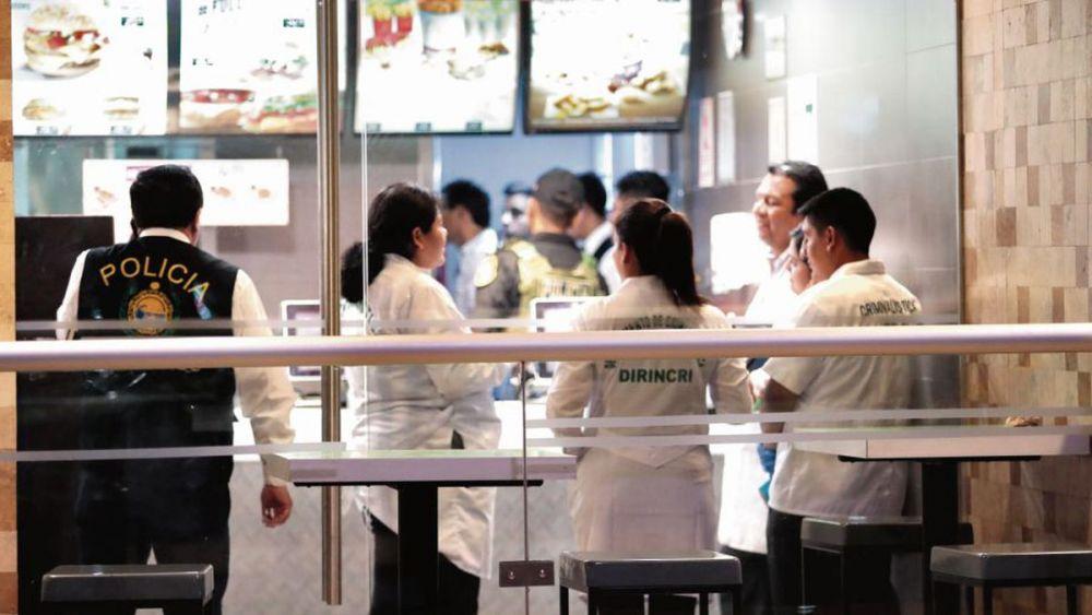 Proxenetismo y empresas en Miami: Pistas tras el hombre asesinado en McDonald's (foto El Comercio)