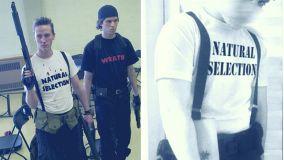 Niño mató a profesora y se suicidó en aula inspirado en matanza de Columbine