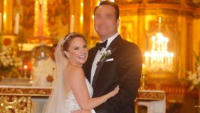Matrimonio de Luciana León Foto Perú 21