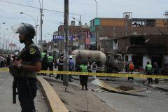 Tragedia en Villa El Salvador por deflagración