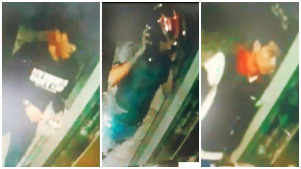 Crimen en McDonald's: Cámaras captaron a sicarios que asesinaron a hombre