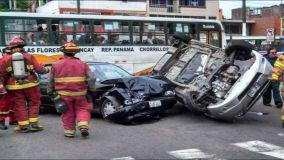 Accidentes de tránsito en el Perú