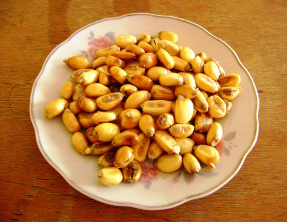Canchita serrana del Perú