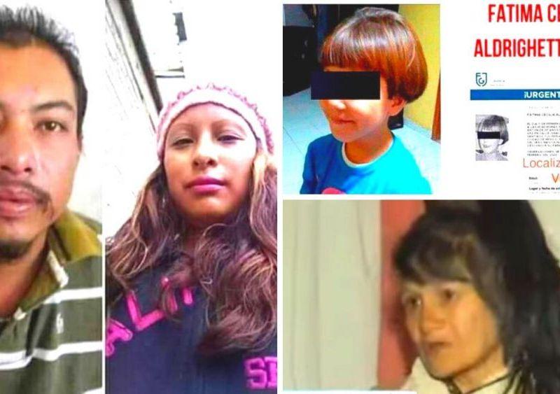Revelan que feminicidio de Fátima fue un repudiable caso de pedofilia
