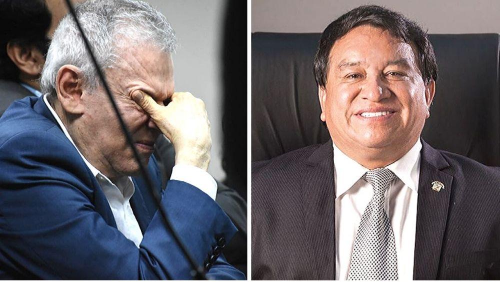 Luis Castañeda se va 24 meses de preso y José Luna se salva