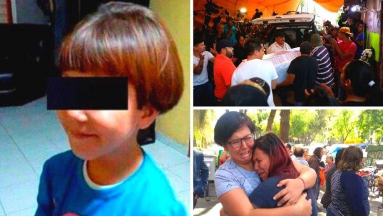 El feminicidio de Fátima, la niña de 7 años, conmociona al mundo