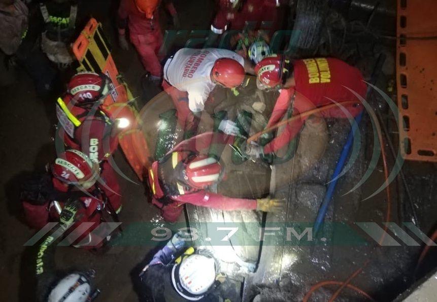 Foto Radio 1 de Tacna: Huaico en Tacna provoca muerte de dos personas