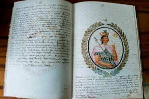 Manuscrito perdido de los Incas presentado en la Biblioteca Nacional del Perú