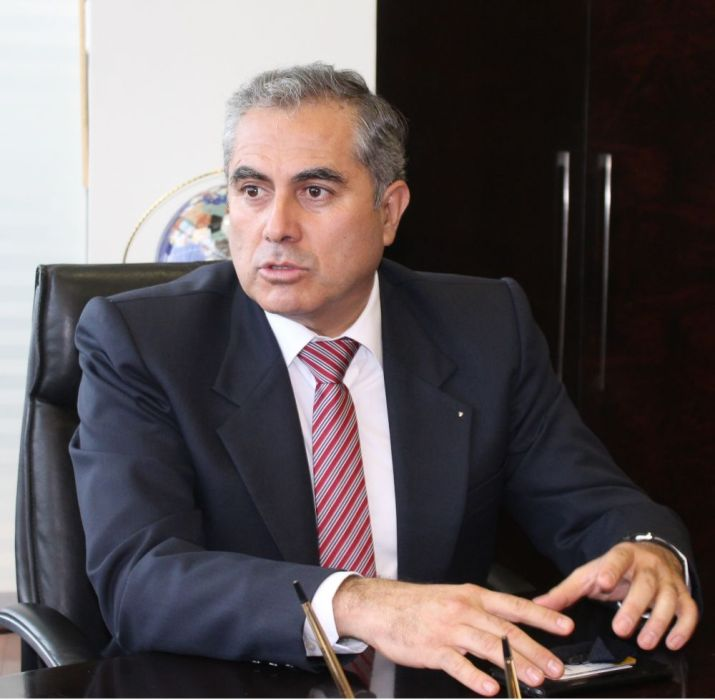 Parlamentario andino Mario Zúñiga Martínez
