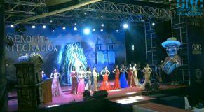 Señorita Integración 2020 reina del Carnaval de Cajamarca