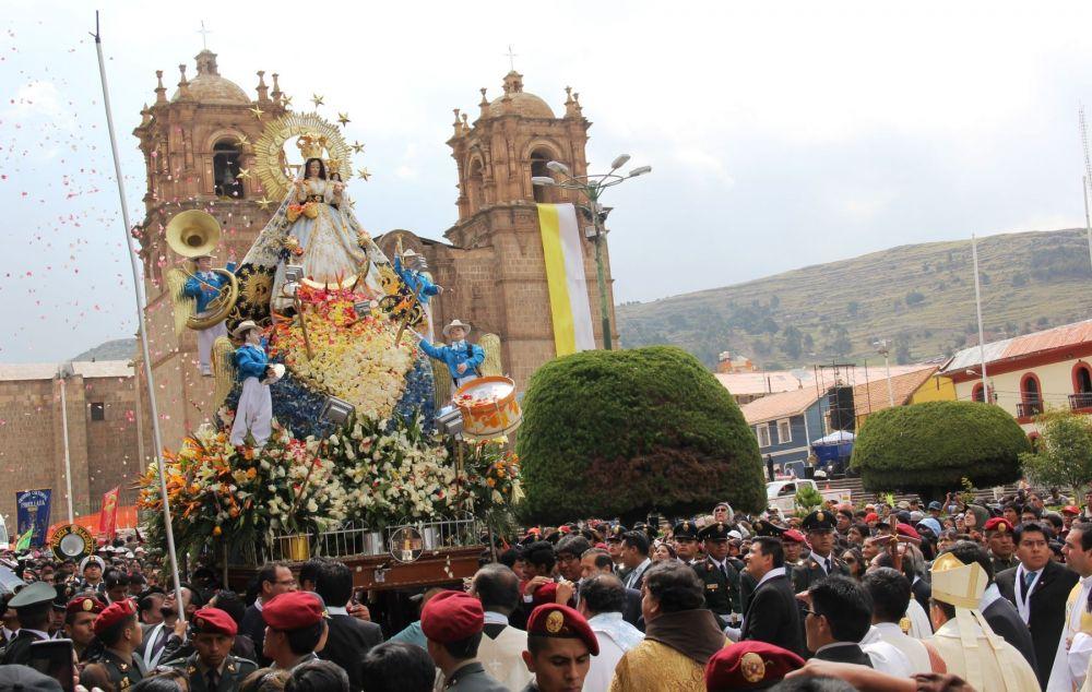 Virgen de la Candelaria 2020 programa de actividades