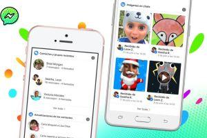 Messenger Kids lanzó estas nuevas funciones para proteger a los niños