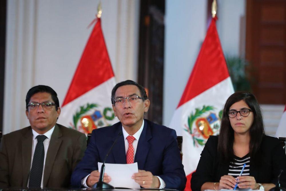 Coronavirus: Perú posterga inicio de año escolar hasta el lunes 30 de marzo
