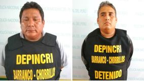 Capturan a implicados en asesinato de niña de dos años en Chorrillos