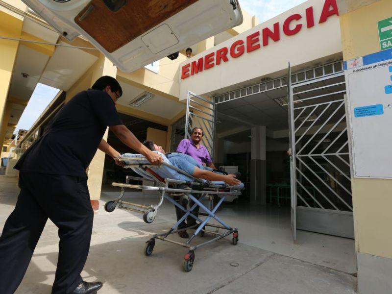 Suspenden consultas externas en hospitales del Minsa y EsSalud por coronavirus