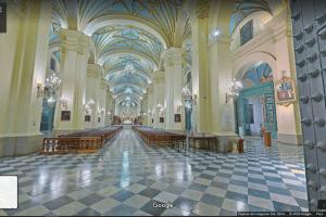 Recorrido virtual de las siete iglesias por Semana Santa con Google Street View