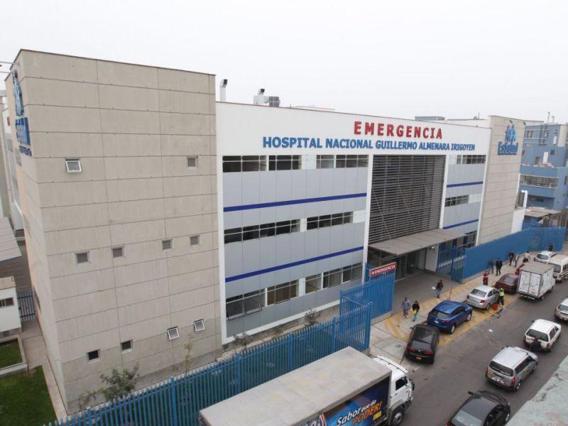Fallece trabajadora de limpieza del hospital Almenara por COVID-19