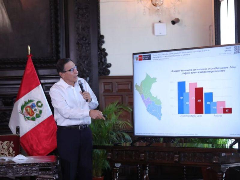 Martín Vizcarra exige a colegios privados ajustar sus pensiones
