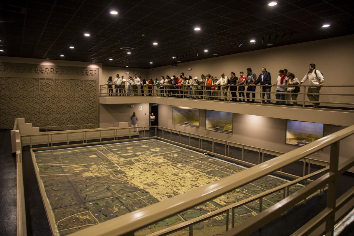 Chan Chan: conozca algunas de las piezas que se exhiben en su museo