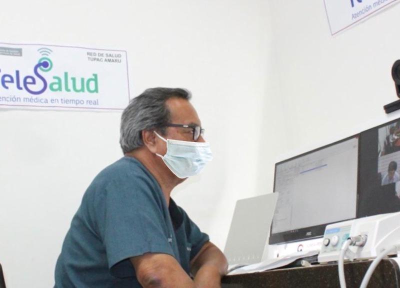 Servicios de telesalud se implementarán en todos los establecimientos de salud
