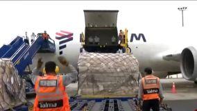 Ventiladores mecánicos llegan de China y los instalan en hospitales del Minsa