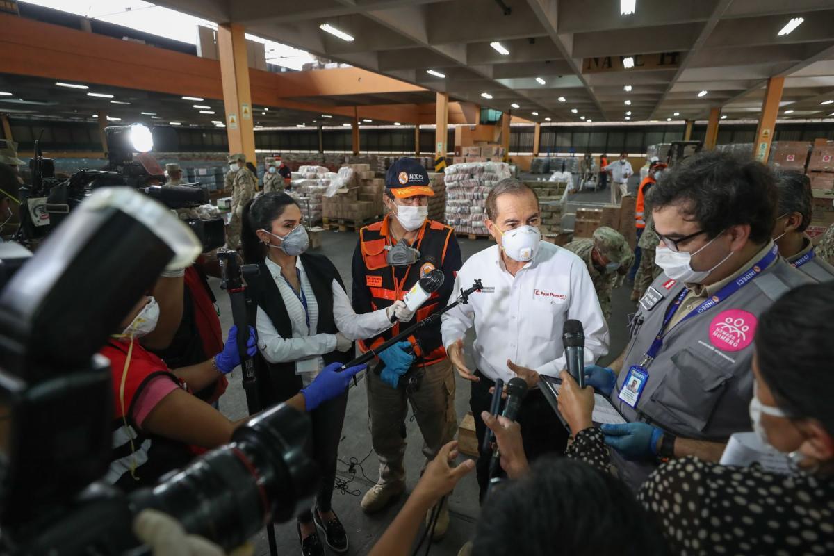 Periodistas del Perú