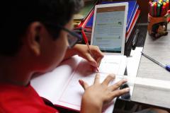 Tablets para escolares del Ministerio de Educación