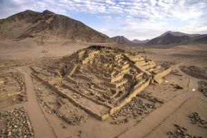 Ciudad Sagrada de Caral cumple 11 años como Patrimonio Mundial de UNESCO