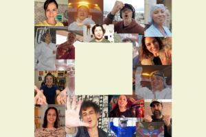 Pelo Madueño y artistas invitados lanzan canción 'En nuestras manos' contra la pandemia