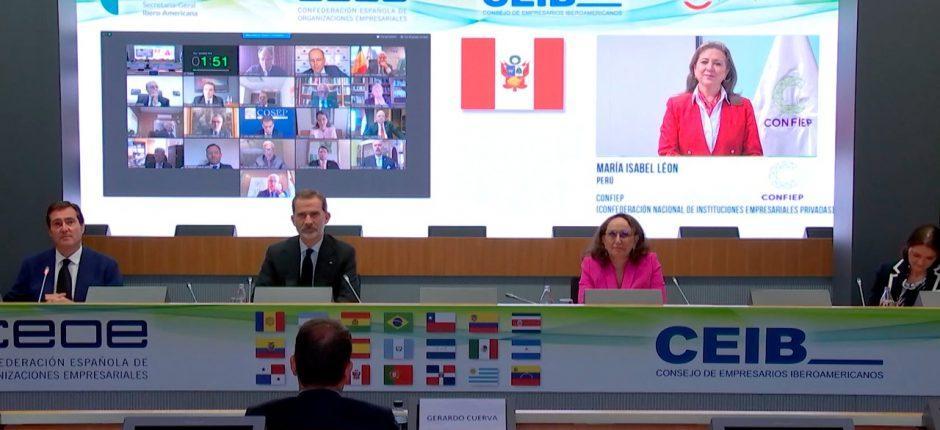 Cruzada por la inversión privada en Iberoamérica para enfrentar efectos económicos del COVID-19