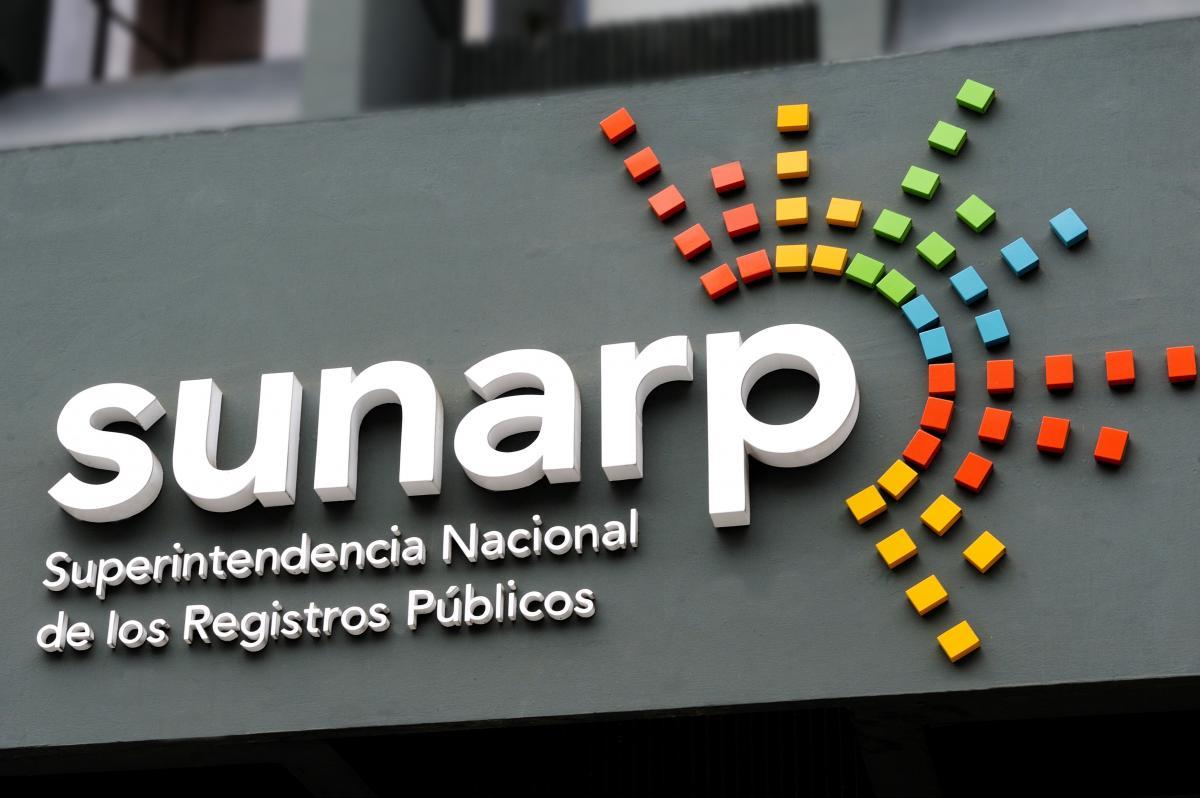 Sunarp implementa nuevos trámites en línea para reactivación económica
