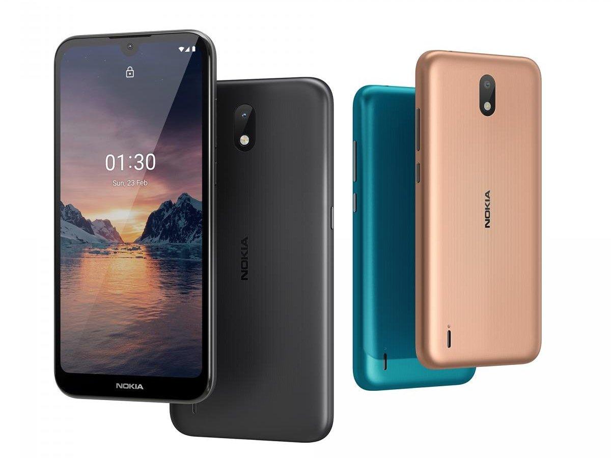 El nuevo Nokia 1.3, con Camera Go y HD+ llega al Perú desde S/369