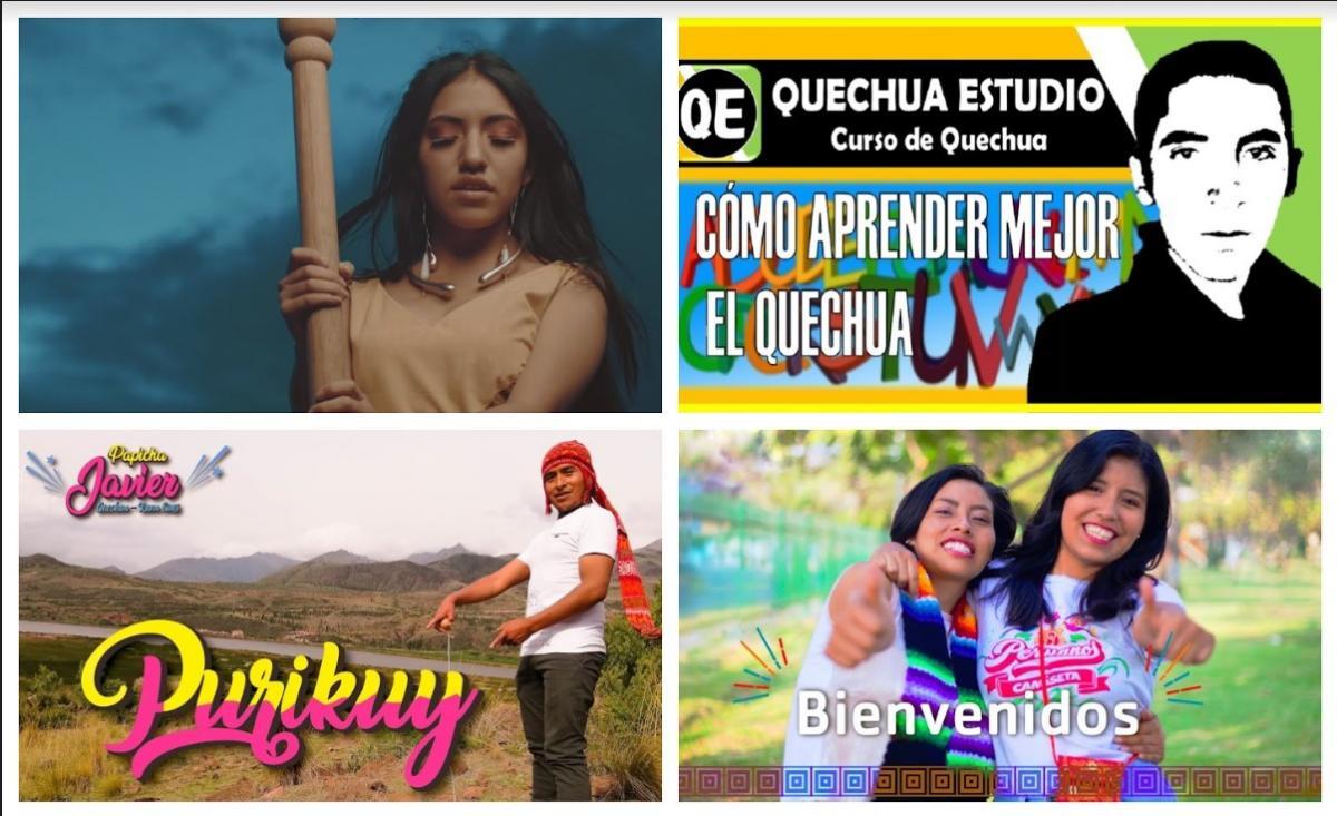 YouTube: Conoce a los creadores peruanos que hacen contenido en quechua en