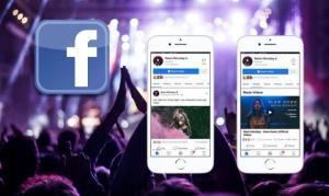 Videos musicales pronto en Facebook