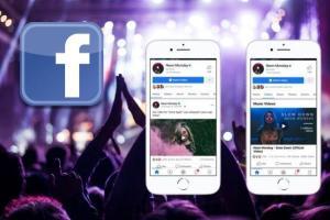 Facebook obtiene derechos para difundir videos musicales y competirá con YouTube
