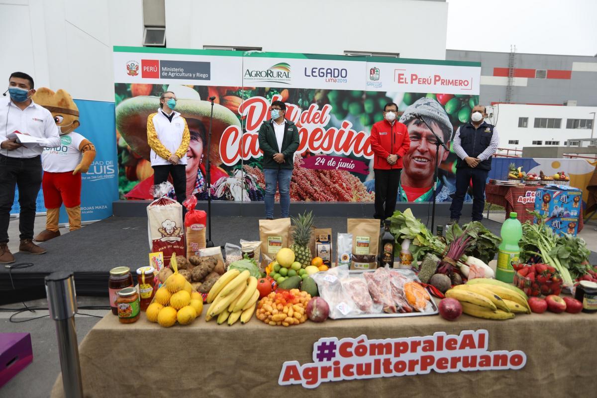 Mercado itinerante regresa a la videna de San Luis