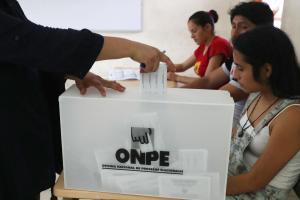Cronograma para Elecciones 2021: Candidatos se pueden inscribir hasta el 22 de diciembre